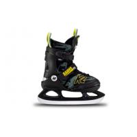 Детские раздвижные коньки K2 RAIDER черно-желтые