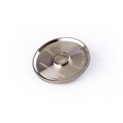 """Алмазный диск для заточки коньков """"грубой"""" 100 мм. на станке Prosharp SkatePal®"""
