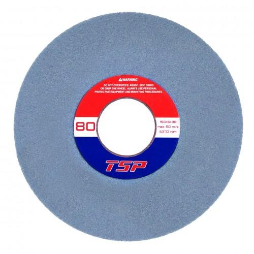 Диск 150×6×38 мм, 50 м/с для заточки коньков