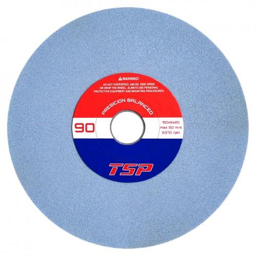 Диск для заточки коньков (90) 150×6×20 мм, 50 м/с
