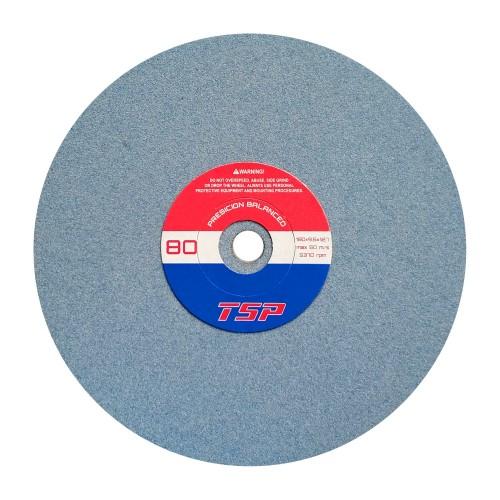Диск 180×9,5×12,7 мм, 50 м/с (80) для заточки коньков на станках Wissota