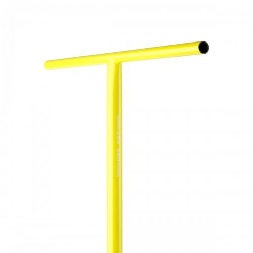 Руль Fox Pro Fox T-bar SCS 31.8мм, длина 700мм, ширина 600 мм, Желтый