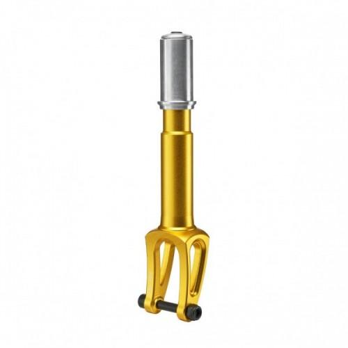 Вилка Fox Pro YX IHC 110 mm золотая