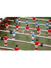 Настольный футбол (кикер) «Maccabi Mini» (121x61x81, махагон, складной)