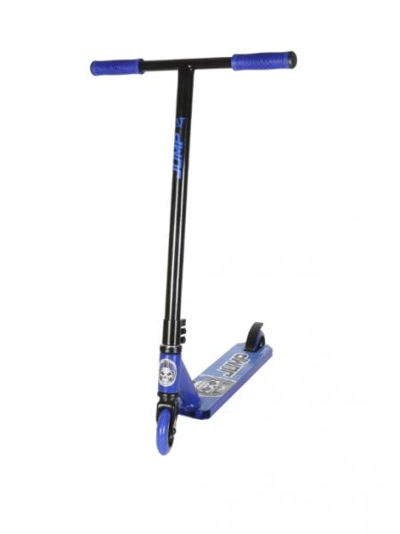 Самокат трюковой для детей Ateox JUMP  синий
