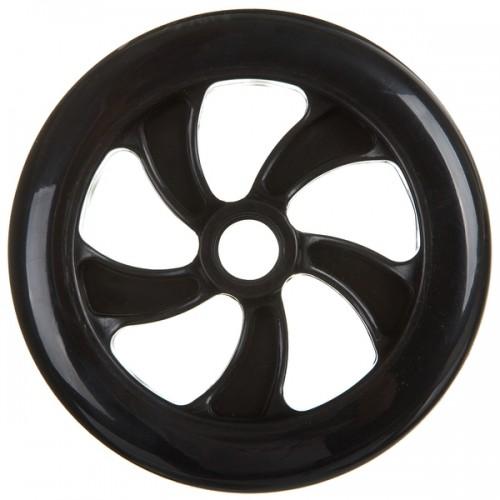 Колесо для самоката 160 мм. черное