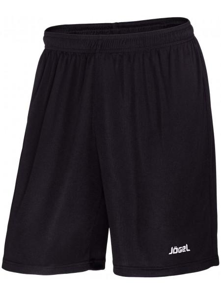 Шорты баскетбольные Jögel JBS-1120-061, черный/белый