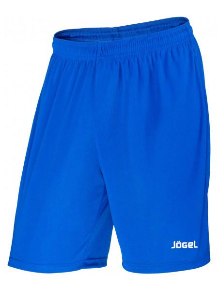 Шорты баскетбольные Jögel JBS-1120-071, синий/белый