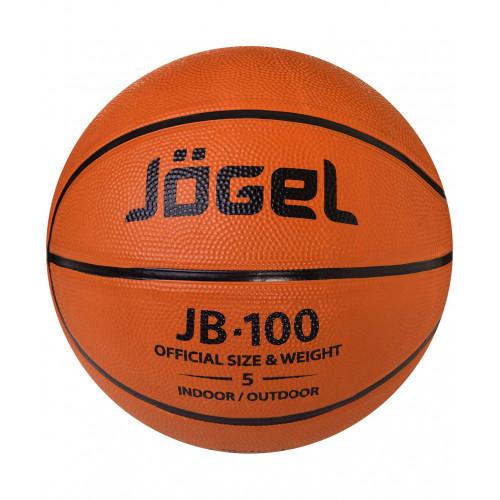 Мяч баскетбольный Jögel JB-100 №5