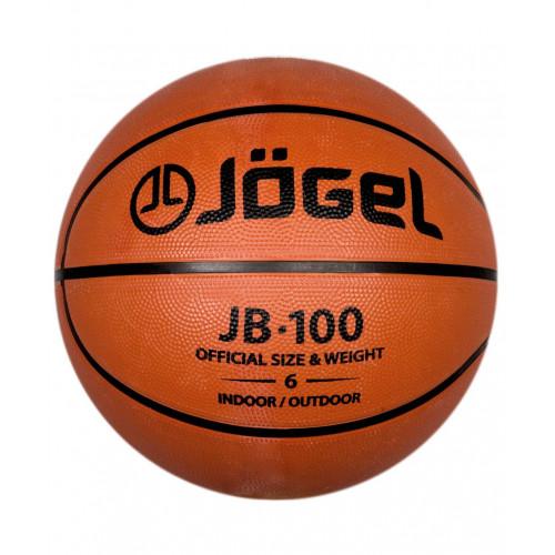 Мяч баскетбольный Jögel JB-100 №6