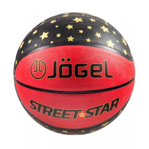 Мяч баскетбольный Jögel Street Star №7