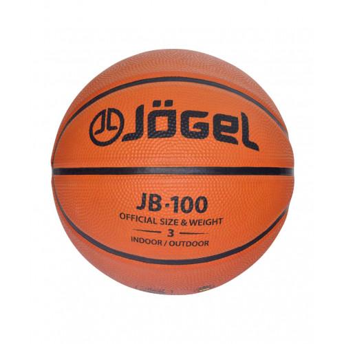Мяч баскетбольный Jögel JB-100 №3