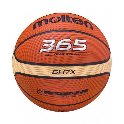 Мяч баскетбольный Molten BGH7X №7
