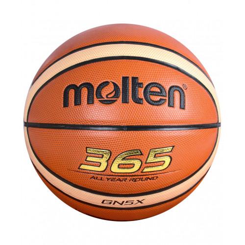 Мяч баскетбольный Molten BGN5X №5