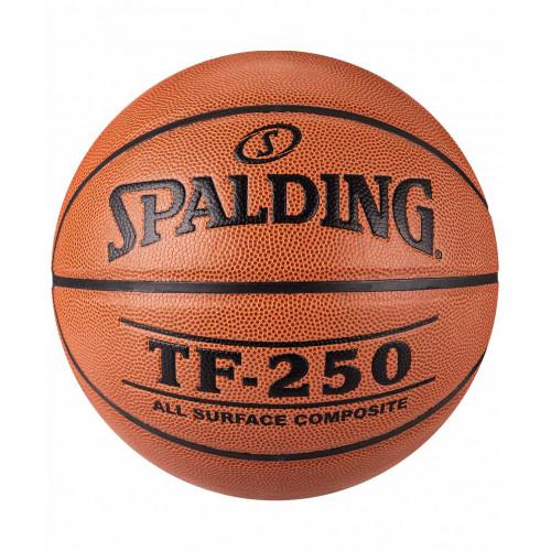 Мяч баскетбольный Spalding TF-250 №6 (74-532)