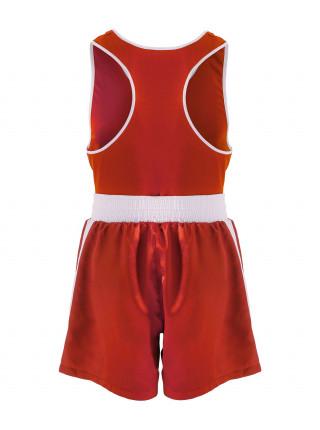 Форма боксерская Rusco BS-101, детская, красный