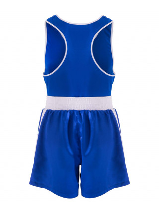 Форма боксерская Rusco BS-101, детская, синий