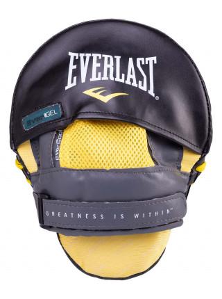 Лапы Everlast Vinyl Evergel Mantis 4416GLU, кожзам