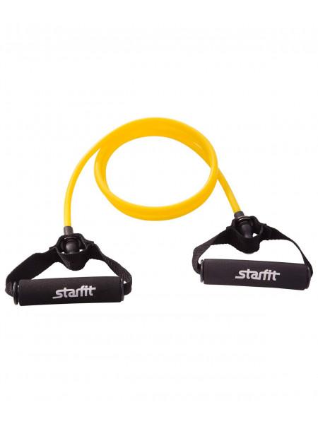 Эспандер многофункциональный Starfit ES-602 6х9х1400 мм, желтый