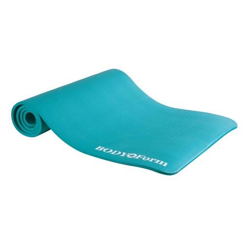 Коврик гимнастический BODY Form BF-YM04 183*61*1,5 см синий