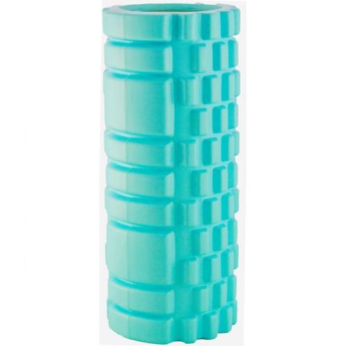 Ролик массажный Atemi AMR01BE 33x14см ПВХ голубой