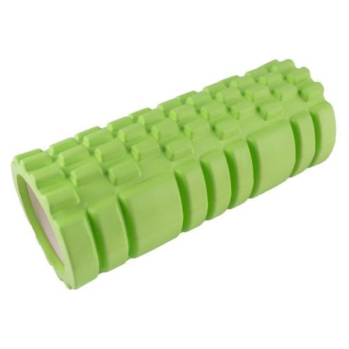Ролик массажный Atemi AMR01GN 33x14см ПВХ зеленый