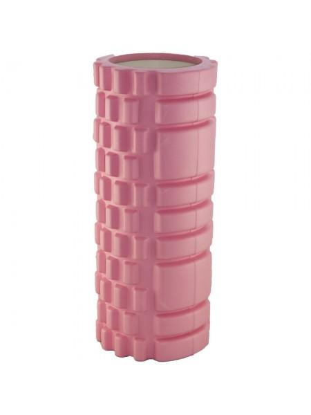 Ролик массажный Atemi AMR01P 33x14см ПВХ розовый