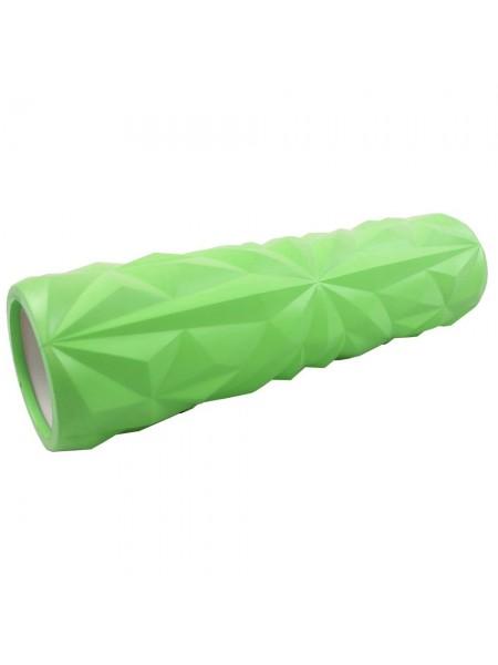 Ролик массажный Atemi AMR02GN 33x14см EVA зеленый