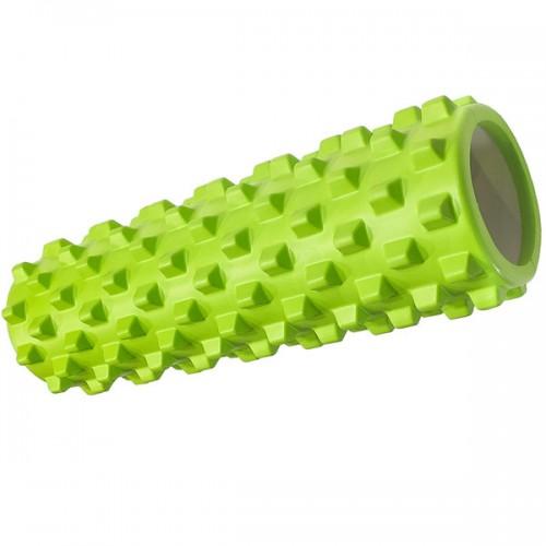 Ролик для йоги B33079 45х14см салатовый