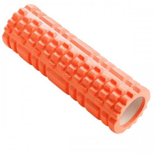 Ролик для йоги B33114 44х14см оранжевый