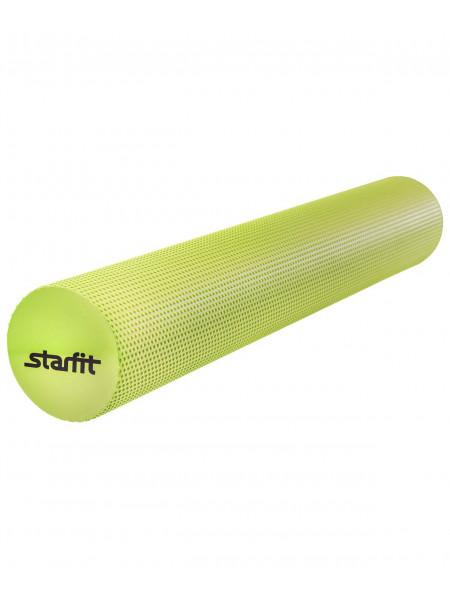 Ролик массажный Starfit FA-506, 15х90 см, зеленый