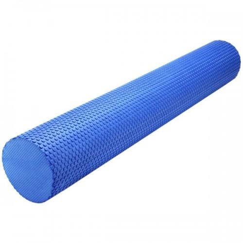 Ролик массажный для йоги B31603-1 90х15см синий
