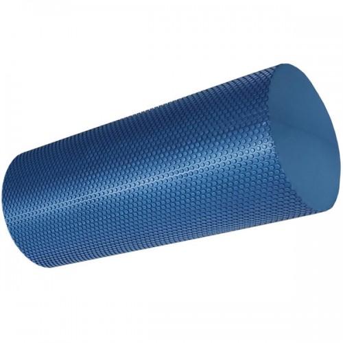 Ролик для йоги полумягкий Профи B33083-1 30х15см синий