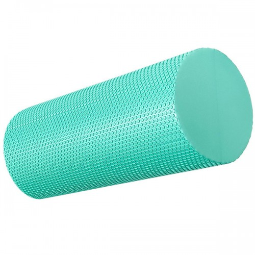 Ролик для йоги полумягкий Профи B33083-2 30х15см зеленый