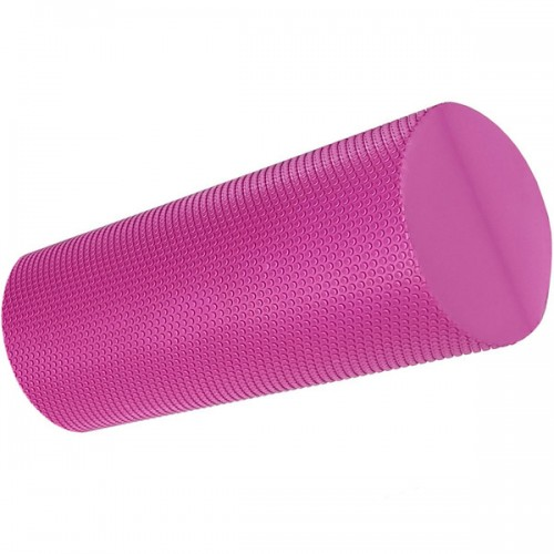 Ролик для йоги полумягкий Профи B33083-4 30х15см розовый