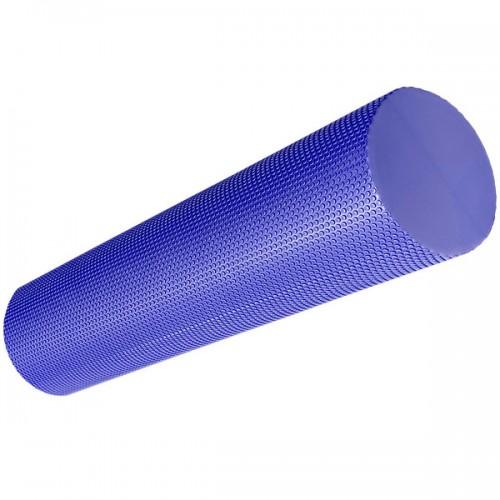 Ролик для йоги полумягкий Профи B33084-3 45х15см фиолетовый