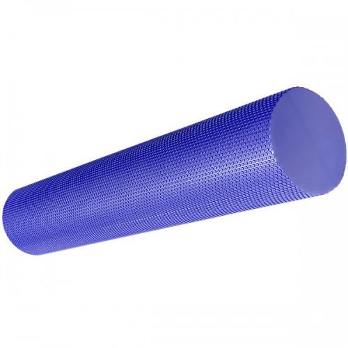 Ролик для йоги полумягкий Профи B33085-3 60х15см фиолетовый