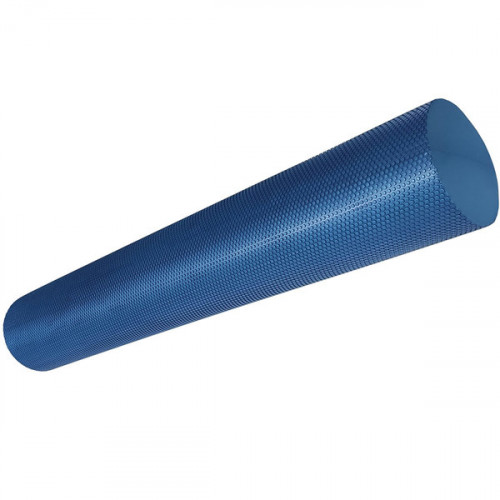 Ролик для йоги полумягкий Профи B33086-1 90х15см синий