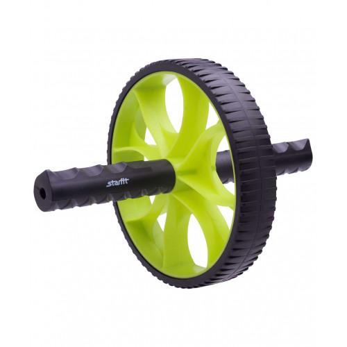 Ролик для пресса Starfit RL-103, зеленый/черный