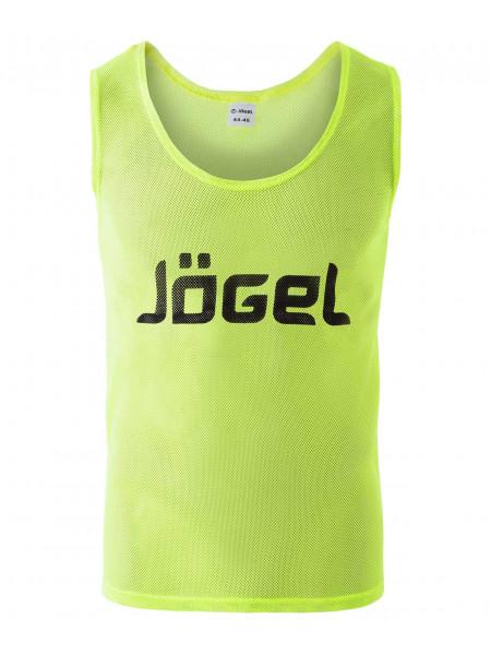 Манишка сетчатая Jögel JBIB-1001 детская лимонный