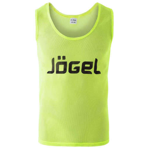 Манишка сетчатая Jögel JBIB-1001 взрослая лимонный