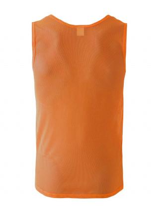 Манишка сетчатая Jögel JBIB-1001 детская оранжевый