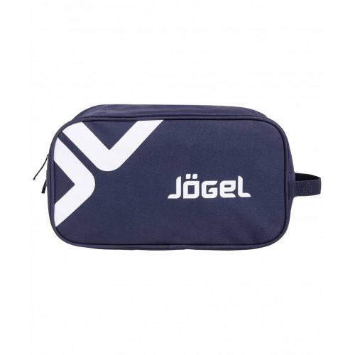Сумка для обуви Jögel JSB-1803-091, темно-синий/белый