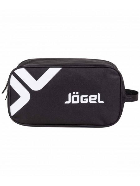 Сумка для обуви Jögel JSB-1803-061, черный/белый