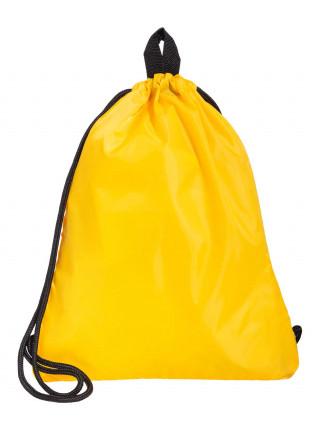 Мешок для обуви Jögel JGS-1904-468, желтый/черный/белый