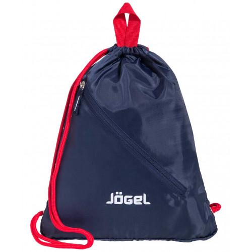 Мешок для обуви Jögel JGS-1904-921, темно-синий/красный/белый