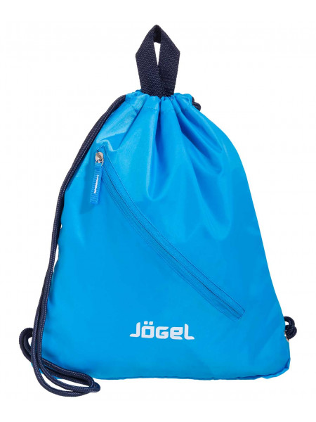 Мешок для обуви Jögel JGS-1904-791, синий/темно-синий/белый