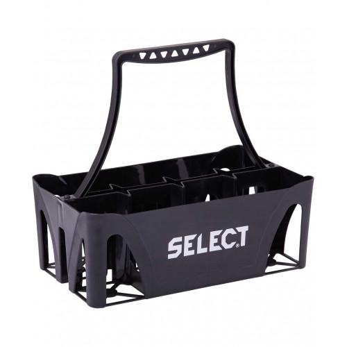 Контейнер для переноса бутылок Select Water Bottle Carrier 700706, черный/белый