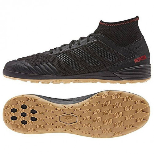 Бутсы футзальные Adidas Predator 19.3 IN, черный
