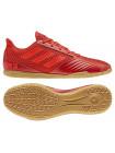 Бутсы футзальные Adidas Predator 19.4 Sala, красный